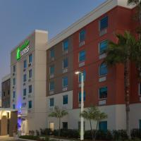 Holiday Inn Express Hotel & Suites Fort Lauderdale Airport/Cruise Port, an IHG Hotel, hotel in Fort Lauderdale