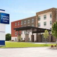Holiday Inn Express & Suites - Nebraska City, hotel in Nebraska City