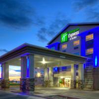 Holiday Inn Express and Suites Dawson Creek, hotel em Dawson Creek