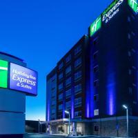 Holiday Inn Express & Suites Jersey City North - Hoboken, an IHG hotel, hotel en Jersey City