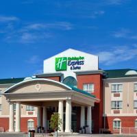 Holiday Inn Express Hotel & Suites-Hinton, an IHG Hotel, hotel em Hinton