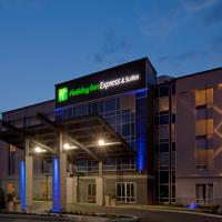Holiday Inn Express Hotel & Suites Saint - Hyacinthe, an IHG Hotel, hotel em Saint-Hyacinthe