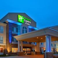 Holiday Inn Express Hotel & Suites Mattoon, hotel in Mattoon