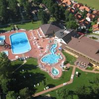 Extraordinary apartment in Terme Banovci spa resort