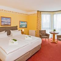 Hotel Garni Nussbaumhof, hotel in Ueckeritz