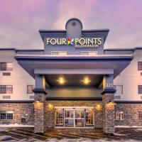 Four Points by Sheraton Anchorage Downtown, hotel ad Anchorage