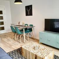 apartamento La Coqueta, hotel dicht bij: Luchthaven Santander - SDR, Santander