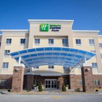 Holiday Inn Express and Suites Edwardsville, hotel in Edwardsville