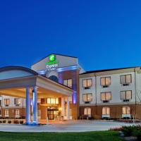 Holiday Inn Express Hotel & Suites St. Charles, hotel in St. Charles