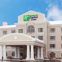 Holiday Inn Express Rockford-Loves Park, hotel in Loves Park