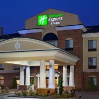 Holiday Inn Express Hotel & Suites Goshen, hotel in Goshen