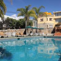 Belisana, hotel en Ixtapan de la Sal