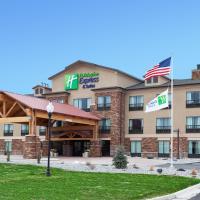 Holiday Inn Express Hotel & Suites Lander, hotel in Lander