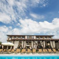 Giowine Hotel & Restaurant, hotel in Cricova