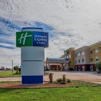 Holiday Inn Express and Suites Alpine, hotel v destinaci Alpine