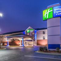 Holiday Inn Express Hotel & Suites Lonoke I-40, an IHG Hotel