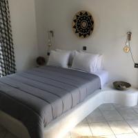 villa of the god, ξενοδοχείο στη Σκάλα
