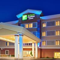 Holiday Inn Express Hotel & Suites Chehalis - Centralia, an IHG Hotel, hotel u gradu 'Chehalis'