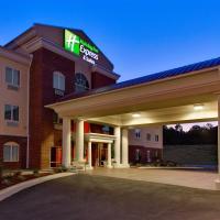 Holiday Inn Express & Suites Malvern, hotel in Malvern