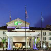 Holiday Inn Express Hotel & Suites Dinuba West, hotel in Dinuba
