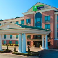 Holiday Inn Express Hotel & Suites Warwick-Providence Airport, an IHG Hotel, hotel in Warwick