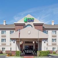 Holiday Inn Express Ogden, hotel in Ogden