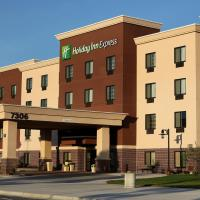 Holiday Inn Express & Suites Omaha South Ralston Arena, an IHG Hotel, hotel in Omaha