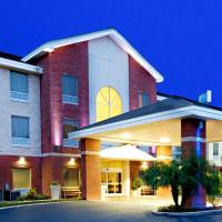 Holiday Inn Express Hotel and Suites Weslaco, hotel in Weslaco