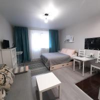 квартира студия, hotel in Reutov