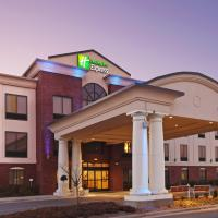 Holiday Inn Express & Suites Pine Bluff/Pines Mall, an IHG hotel, hotel in Pine Bluff