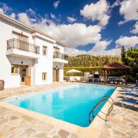 Spacious Private Sea View Villa