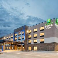 Holiday Inn Express East Peoria - Riverfront, hotel in Peoria