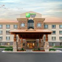 Holiday Inn Express Denver Airport, an IHG Hotel, hotel near Denver International Airport - DEN, Denver