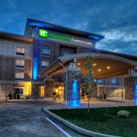 Holiday Inn Express & Suites Pittsburgh SW/Southpointe, hotel in Canonsburg
