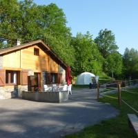 Chalet Le Nordique Bain Nordique Sauna