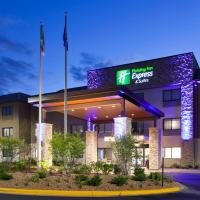 Holiday Inn Express Hotel & Suites Minneapolis-Golden Valley, an IHG Hotel, hotel in Minneapolis