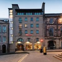 ibis Edinburgh Centre Royal Mile – Hunter Square, отель в Эдинбурге
