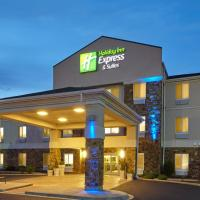 Holiday Inn Express Pekin - Peoria Area, hotel in Pekin Heights