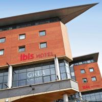 ibis Hotel Northampton Centre, hotel in Northampton