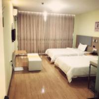 7 Days Inn (Hangzhou Xiaoshan Airport West Gate), hotel near Hangzhou Xiaoshan International Airport - HGH, Hangzhou