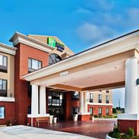 Holiday Inn Express Ponca City, hotel in Ponca City