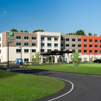 Holiday Inn Express Queensbury-Lake George Area, an IHG Hotel, hotel in Queensbury