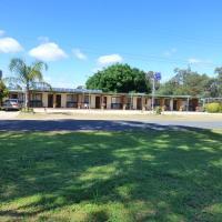 Golfers Retreat Motel, hotel em Corowa