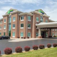 Holiday Inn Express & Suites Lexington Downtown Area-Keeneland