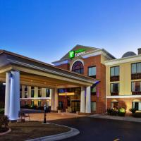 Holiday Inn Express Hotel & Suites Hinesville, an IHG Hotel, hotel in Hinesville