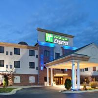 Holiday Inn Express Rolla, hotel in Rolla