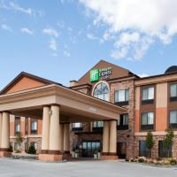 Holiday Inn Express Richfield, an IHG Hotel, hotel in Richfield
