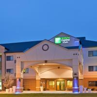 Holiday Inn Express Hotel & Suites Lincoln South, hotel in Lincoln