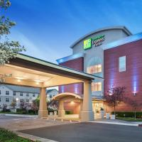 Holiday Inn Express Hotel & Suites Sacramento Airport Natomas, hotel near Sacramento Airport - SMF, Sacramento