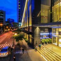 The Mini Suites - Eton Tower Makati, hotel in Manila